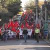 MUNICIPALES DE MAIPU PARTICIPAN DEL PARO A QUE LLAMO LA CUT NACIONAL, PERO SOLICITANDO EL TERMINO DE LAS AFP