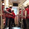 """Mandataria visita instalaciones del Taller Cerrillos de nueva Línea 6 de Metro: """"Será un aporte integral a la calidad de vida de las personas y a la ciudad"""""""