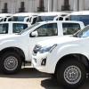 Gobierno Regional entrega 66 vehículos a 20 municipios para enfrentar emergencias hídricas, de microbasurales y medio ambiente